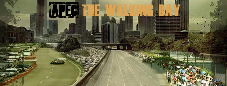 The Walking Day: 1 week season, 5 day episodes.